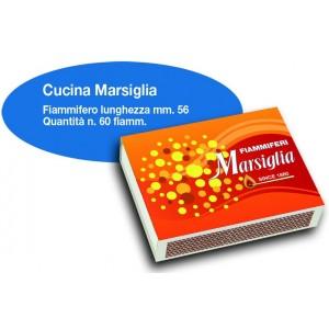 Fiammiferi Cucina Marsiglia - 1 Box da 50 scatoline da 60