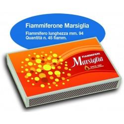 Fiammiferoni Marsiglia - 1 scatolina da 45