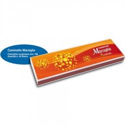 Fiammiferi Caminetto Marsiglia - 1 scatolina da 40 fiammiferi