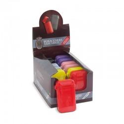 Posacenere tascabile bravo rex in plastica in diverse colorazioni