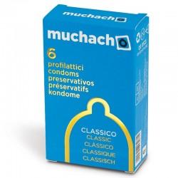 Muchacho Classico - Scatolina da 6 Preservativi