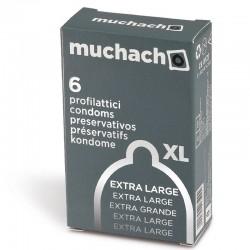 Muchacho Extra Large - Scatolina da 6 Preservativi