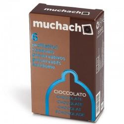 Muchacho Cioccolato - Scatolina da 6 Preservativi