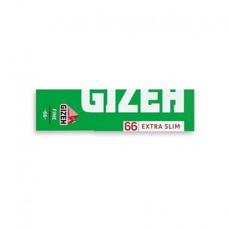 Cartine Gizeh Verdi Extra Slim Corte - Libretto