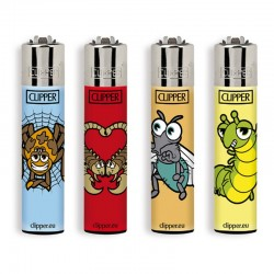 Clipper Large INSECTS 2 L - 4 Accendini