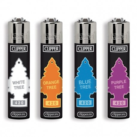 Clipper Large COLOR TREES M - 4 Accendini