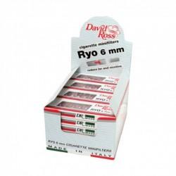 David Ross Microbocchini Ryo 6mm - 1 Box da 24 Blister da 10