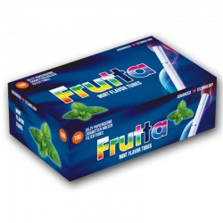 Tubetti con Filtro aroma Menta - Box da 100 Sigarette Vuote