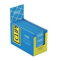 Cartine Clipper Blu Corte - Box da 100 Libretti
