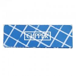 Cartine Clipper Blu Corte - 10 Libretti Sfusi