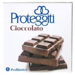 10 Preservativi Proteggiti Aroma Cioccolato Scad. 10/2019