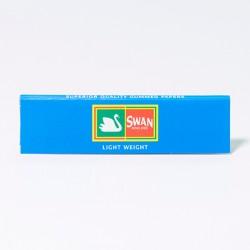 Cartine Swan Blu King Size Slim Lunghe Blue - 10 Libretti Sfusi