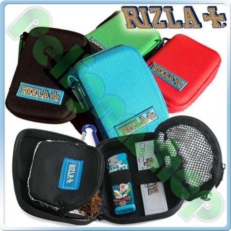 Portatabacco RIZLA RIGIDO salvafreschezza porta cartine filtri