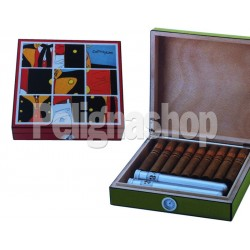 CORTO MALTESE Humidor 25 Uniforme umidificatore
