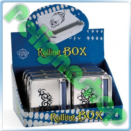 Rollatore automatic ROLLING BOX Chilling time rullo