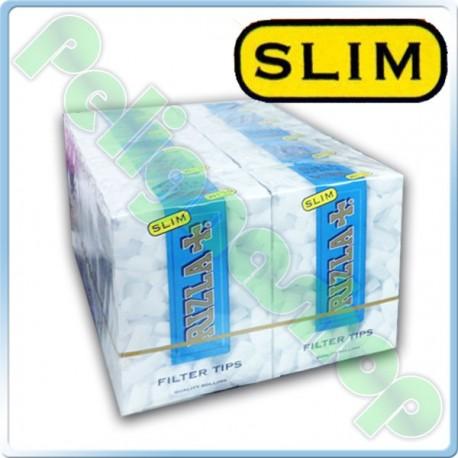 RIZLA SLIM 6mm - BOX 10 SCATOLINE DA 150 FILTRI