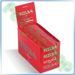 RIZLA CARTINE ROSSE CORTE confezione da 100 libretti