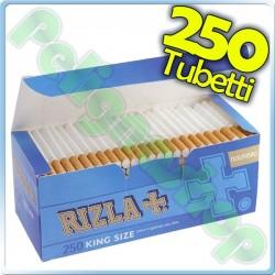RIZLA Tubetti con filtro Scatola da 250 sigarette