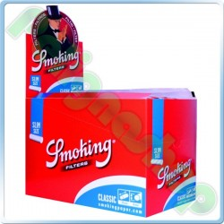 SMOKING SLIM 6MM - BOX 30 BUSTINE DA 120 FILTRI