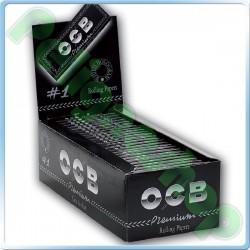 OCB NERE PREMIUM CORTE - BOX DA 50 LIBRETTI