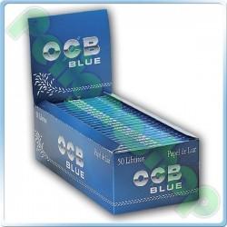 CARTINE OCB X-PERT BLU CORTE - BOX DA 50 LIBRETTI