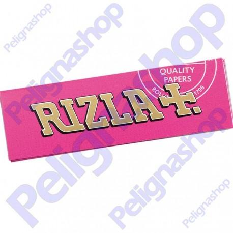 RIZLA CARTINE PINK Corte Rosa LIBRETTO