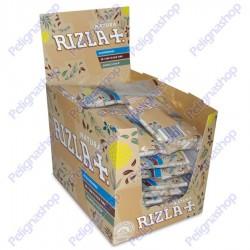 Filtri Slim RIZLA NATURA Biodegradabili Biologici 1 Box da 25 Buste