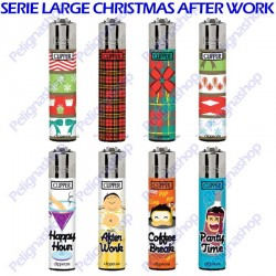 8 CLIPPER Large serie Christmas After Work