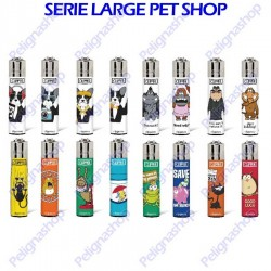 16 CLIPPER Large serie Pet Shop