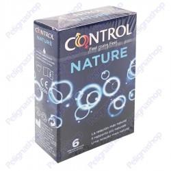Preservativi Control Nature Adapta Profilattici - confezione da 6 pezzi