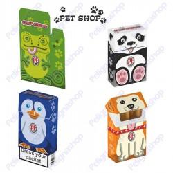 Copri Pacchetto Pop Filter Pet Shop in cartoncino