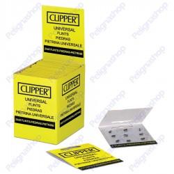 Clipper flints pietrine universali per accendino - confezione da 9 pietrine
