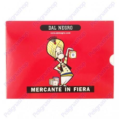 Carte da gioco Mercante in Fiera DAL NEGRO - 2 mazzi da 40 carte plastificate