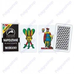 Carte da gioco Napoletante MODIANO plasticate extra