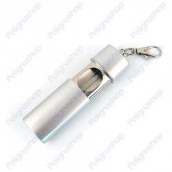 Posacenere tascabile ZORR porta mozzicone in Metallo