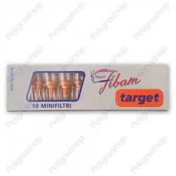Microbocchini FIBAM Target - 1 Blister da 10