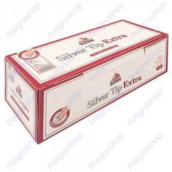 Gizeh Tubetti Extra con Filtro King Size - Box da 250 Sigarette Vuote
