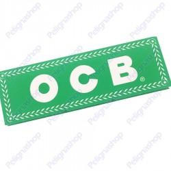 Cartine Ocb Verdi Corte Ecologiche - Libretto