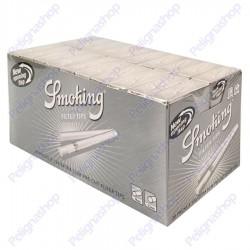 Smoking Extra Slim 5,5mm - Box 20 Scatoline da 120 Filtri