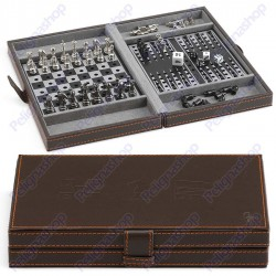 Juego Free Time Set da viaggio - Scacchi Dama Backgammon