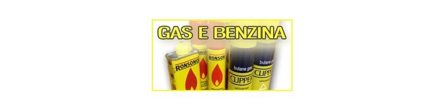 Gas e benzina