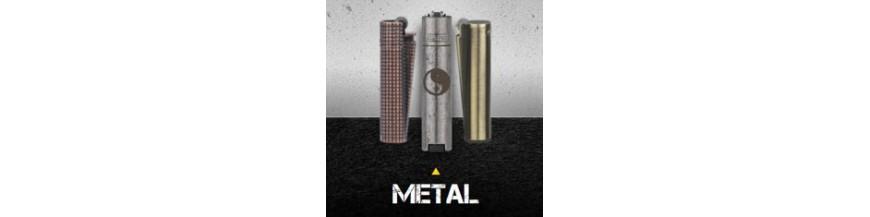 Accendini Clipper Metal Case - Pelignashop