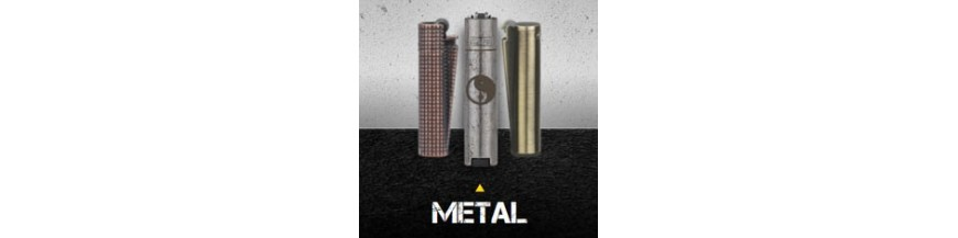 Accendini Clipper metal