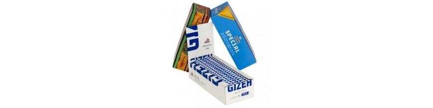 Cartine Gizeh Box Interi - Pelignashop